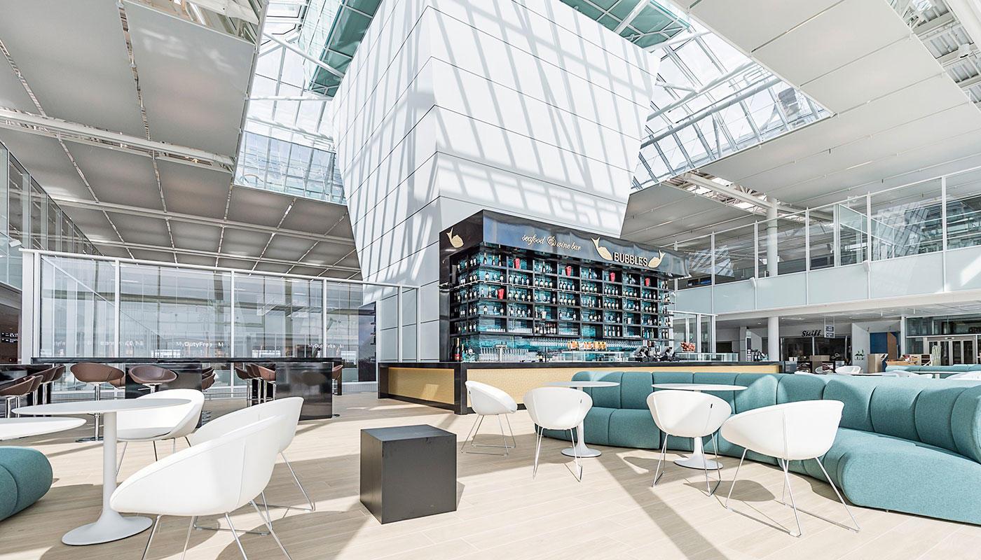 Bubbles seafood & Wine Bar - Flughafen München