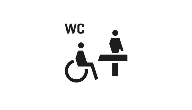 Toilette Auf Spanisch : toilette f r alle flughafen m nchen ~ Buech-reservation.com Haus und Dekorationen