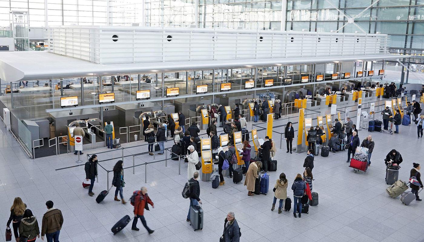 Terminal gesellschaft flughafen münchen