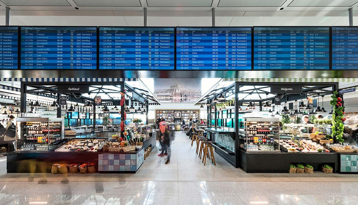 terminal 2 ist weltweit bestes flughafenterminal gro er erfolg f r m nchner flughafen und. Black Bedroom Furniture Sets. Home Design Ideas