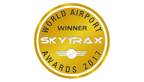 Winner Skytrax Award 2017