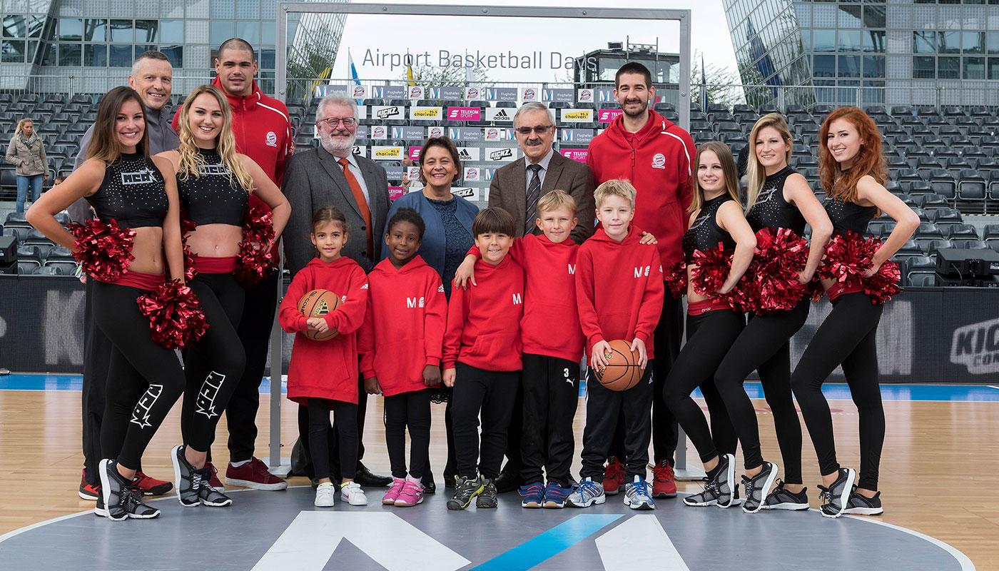 size 40 72955 fa134 Pressebild: Sportgemeinschaften bei den Basketballdays ...