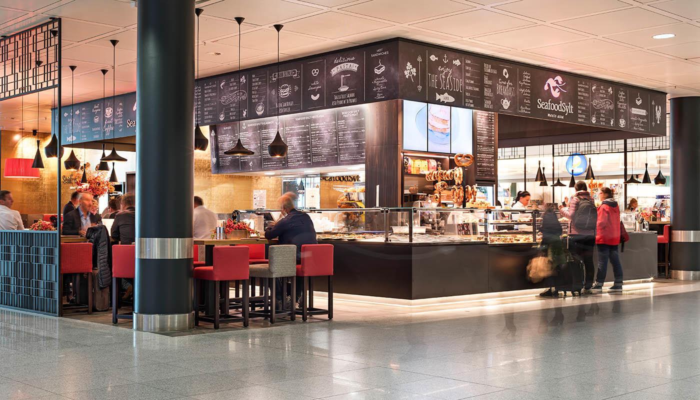 Seafood Sylt Flughafen München