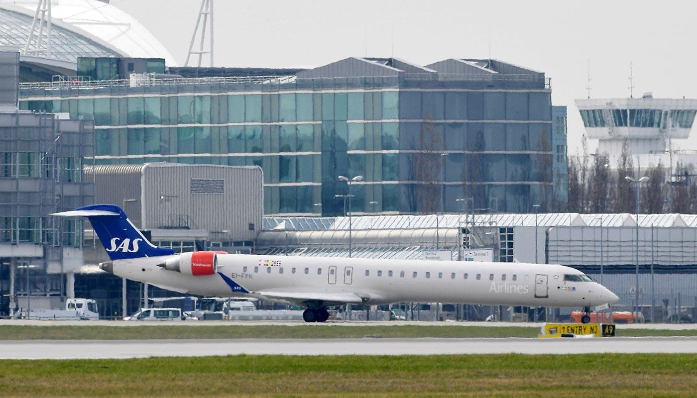 Scandinavian Airlines Startet Täglich Von München Nach Aarhus