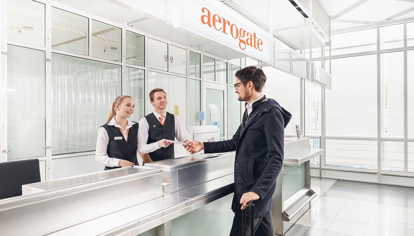 Jobs & Karriere bei aerogate   Flughafen München