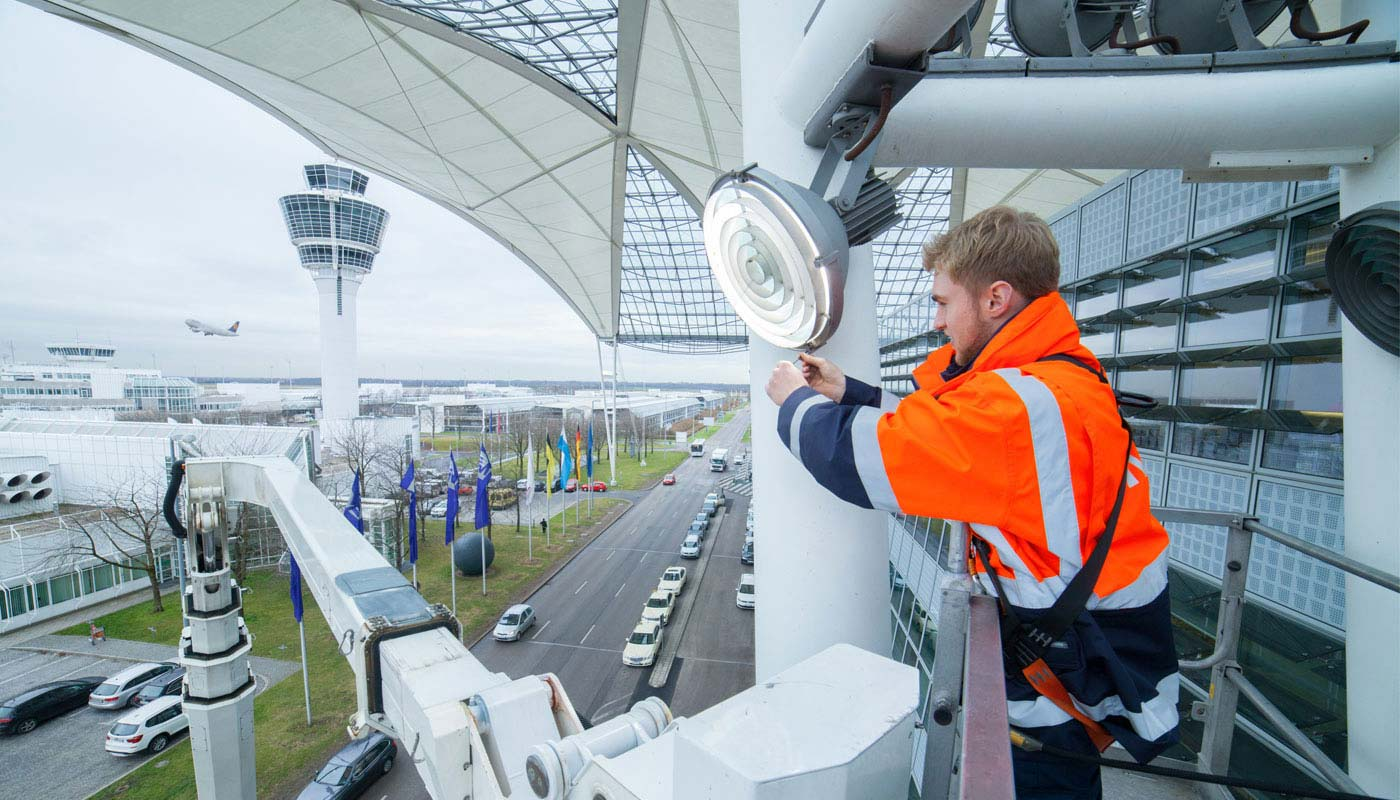 Jobs & Karriere bei der Flughafen München GmbH   Flughafen München