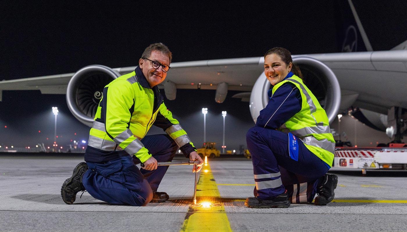 Jetzt bewerben Technik Jobs am Airport   Flughafen München