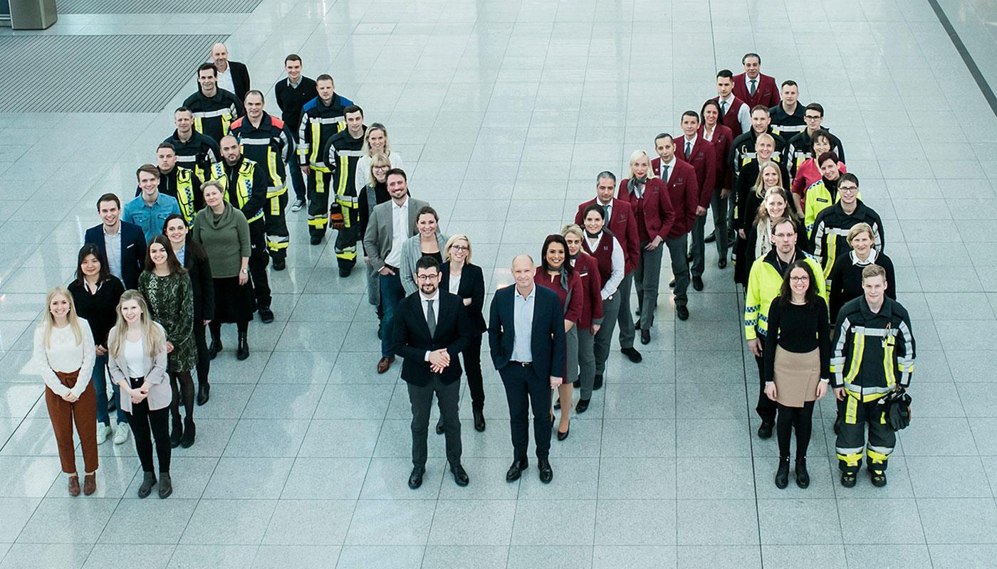 Karriere und Jobs am Airport   Flughafen München